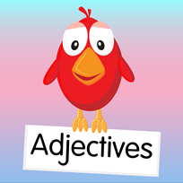 list of adjectives a to z