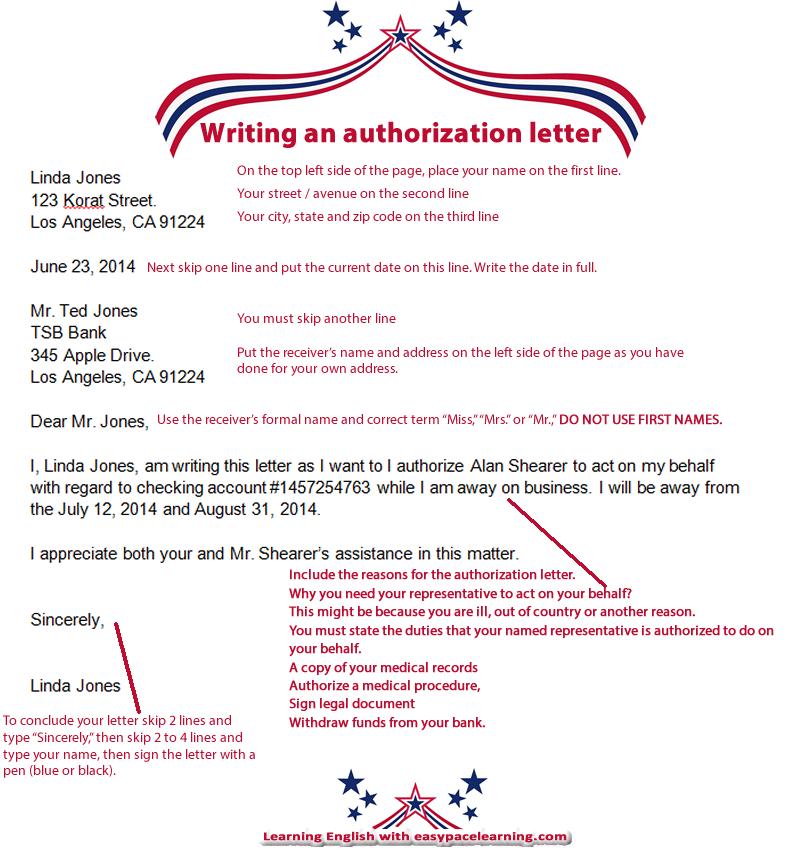 Authorization Letter English authorization letter erbil oil gas – Letter of Authorization Letter