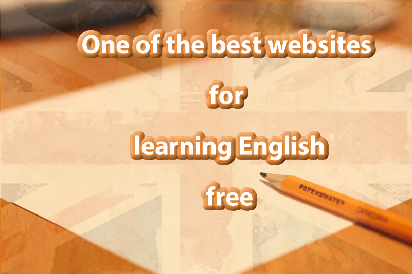 One of the best free websites for learning English free online