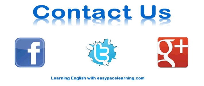 Contact Easy Pace Learning with your requests