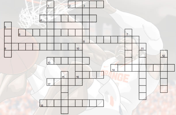 hobbies and the different types crossword