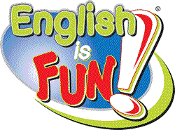 learning basic English and having fun