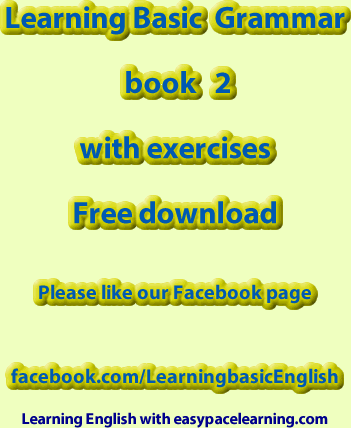 Learning Basic Grammar Pdf Book 2 Exercises Free Download